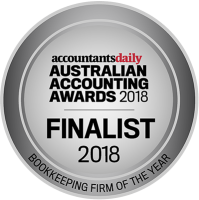 Australian Account Awards - Finalist 2018