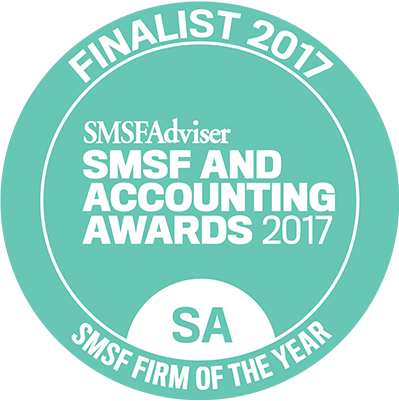 SMSF and Account Awards 2017 - Finalist