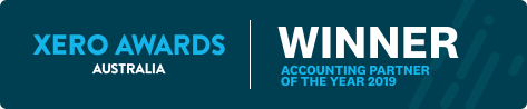 Xero Accounting Partner of the Year Australia