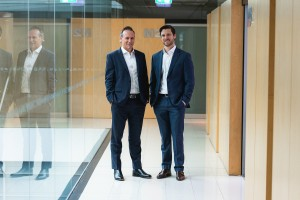 The Coming Together of Two Like-minded Firms