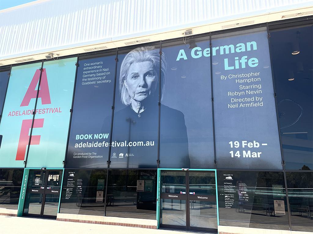 Adelaide Festival A German Life