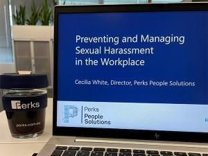 Protecting your employees and your business from sexual harassment