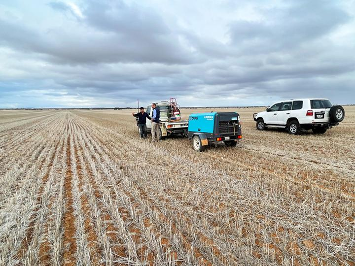 Weighing up land costs